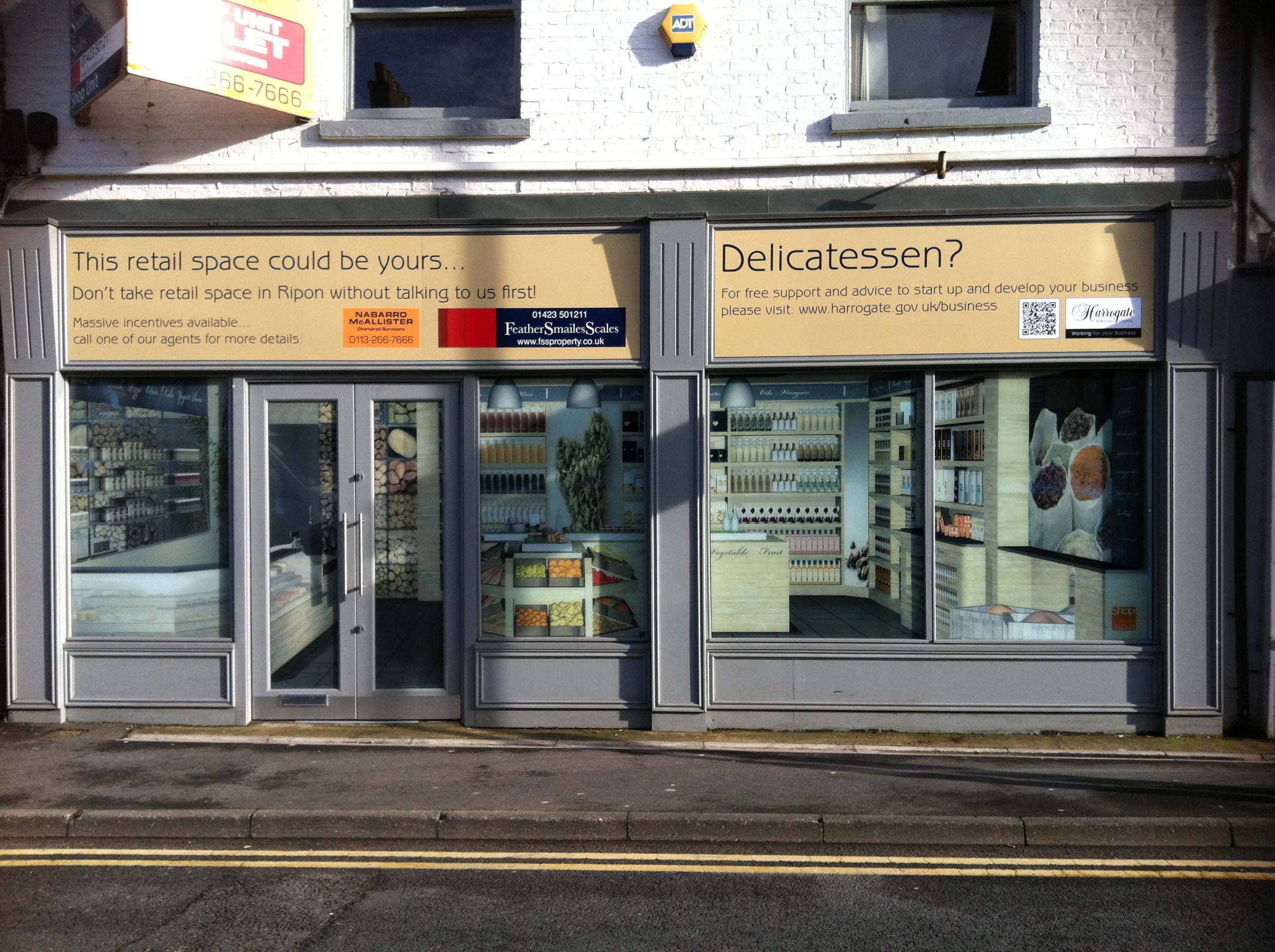 Whitley Bay Firm Helps To Boost High Streets With Creative Shop Front Designs