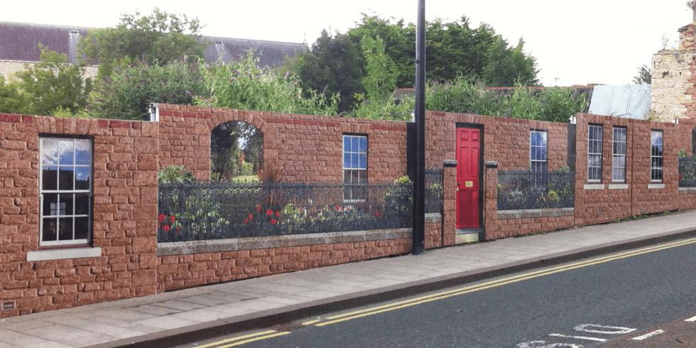 3D Hoardings Ogle Street