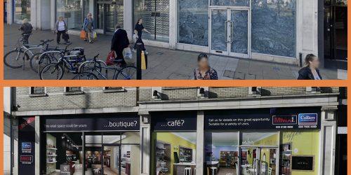 Wimbledon High Street Smartens Up!