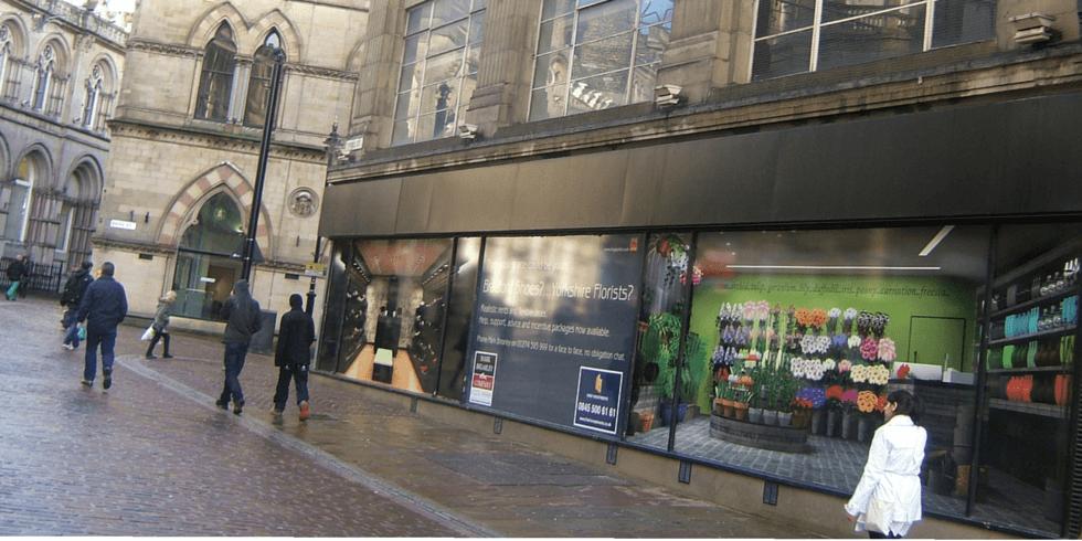 Shopjacket Bradford City Centre