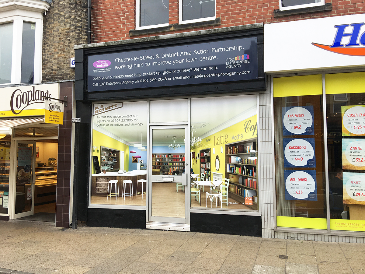 Highlighting Support For Real Businesses…