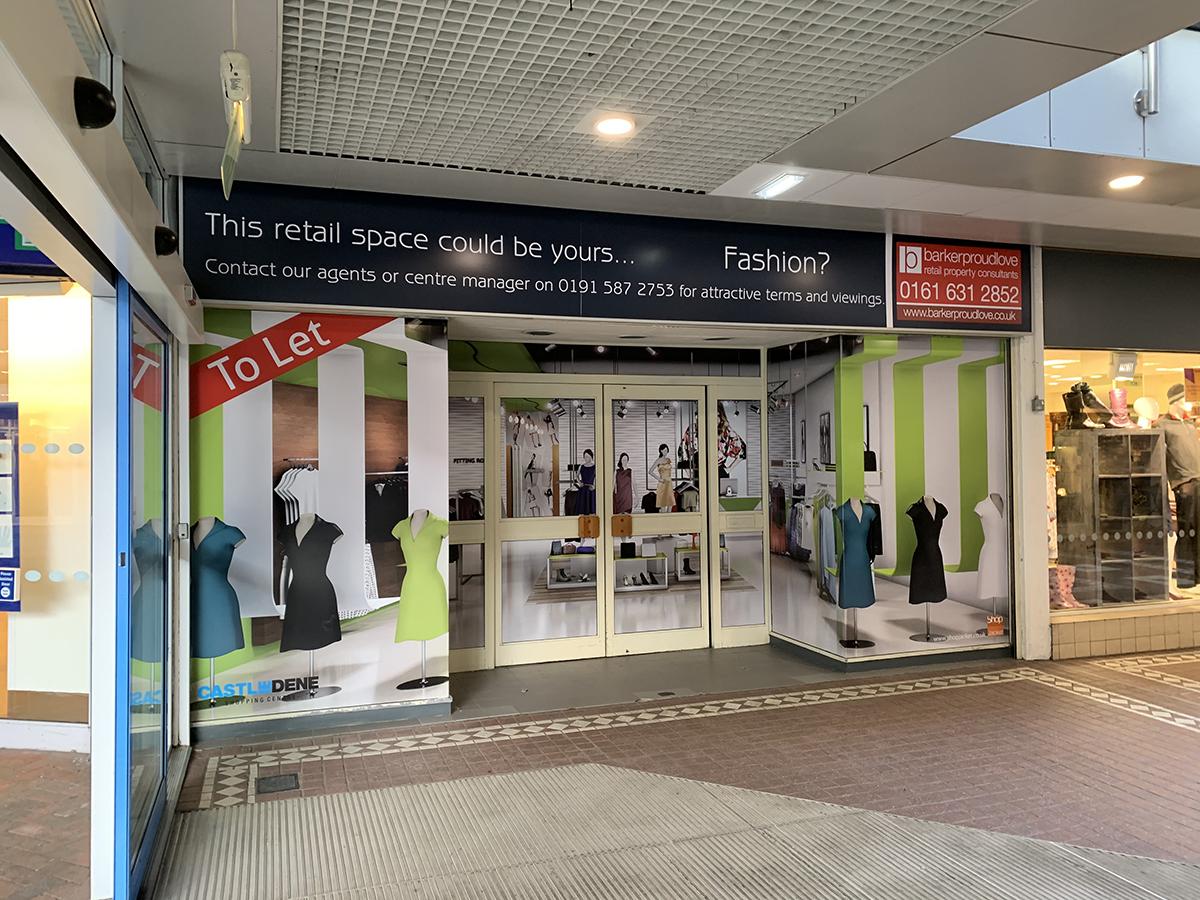 Castle Dene Shopping Centre
